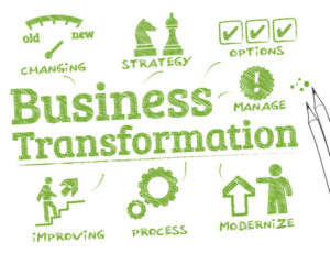 Business Transformation icon