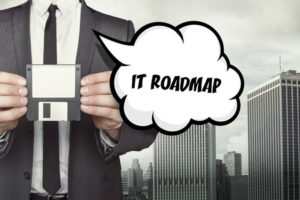 it roadmap text