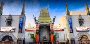 Chinese Theater in LA